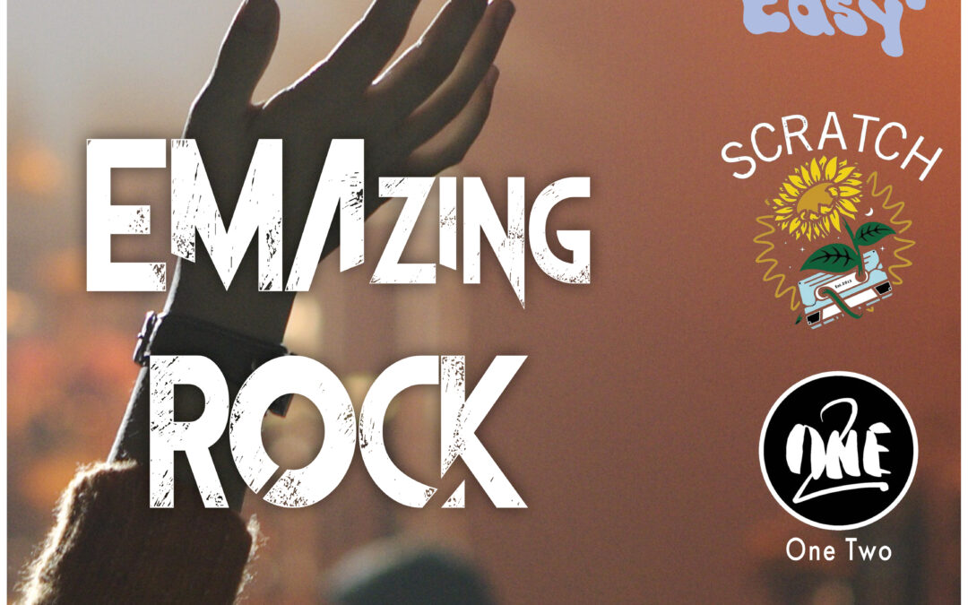 Save the Date! EMAzing Rock!