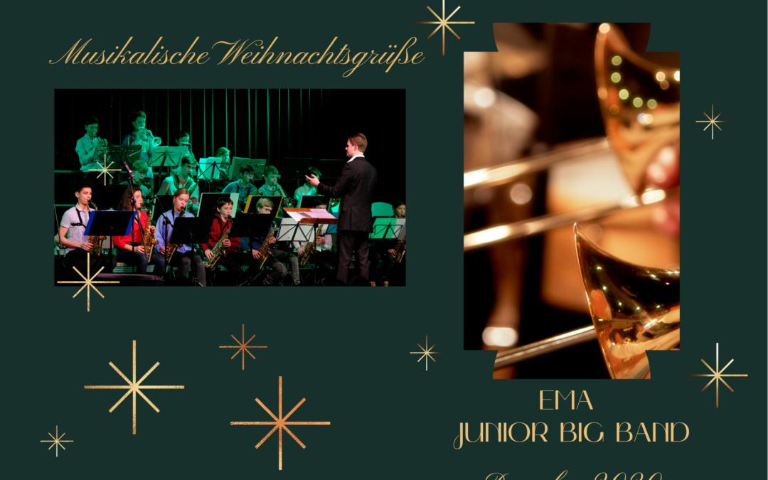 Musikalische Weihnachtsgrüße der Junior-BigBand