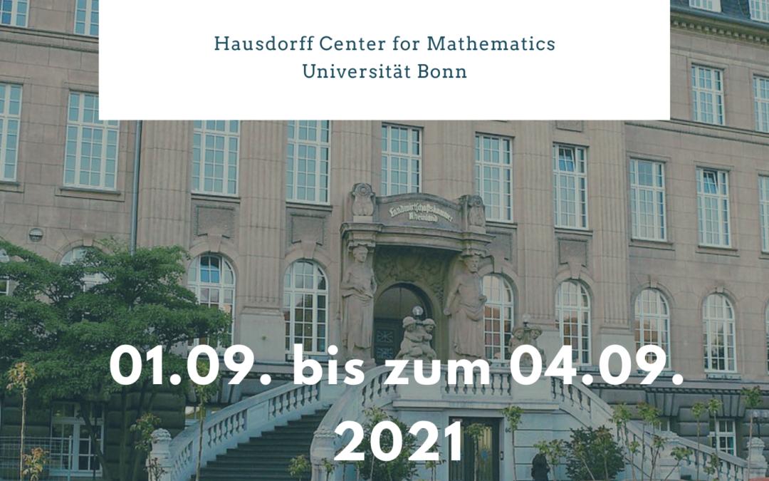 Tolles Sommerferienangebot der Uni Bonn für Schülerinnen und Schüler ab der Klasse 10