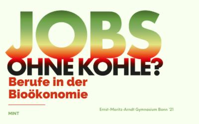 Berufsorientierung in der Bioökonomie